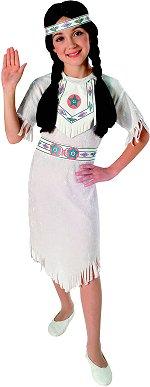Детски костюм - Индианка
