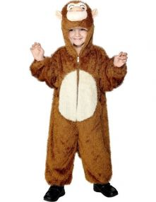 Детски костюм - Маймунка