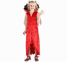 Карнавален костюм - Момиче Дяволче