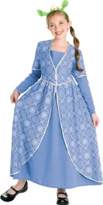 Детски костюм - Принцеса Фиона