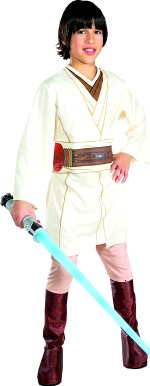 Детски костюм - Оби Лан Кеноби -Между звезни войни / Star Wars/