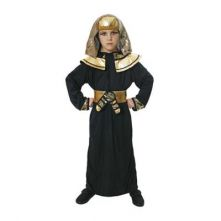 Детски костюм - Египетски фараон - черен