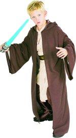 Детски костюм - Джедай -Междузвезни войни / Star Wars / deluxe