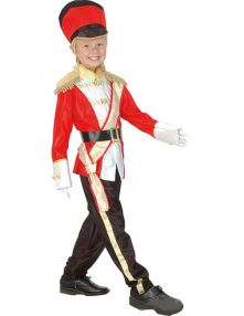 Детски костюм - Оловен Войник