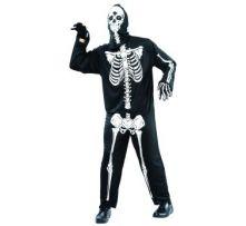 Карнавален костюм - Скелет