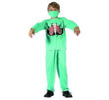 Карнавален костюм - Зомби Доктор