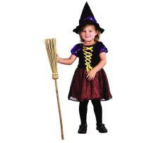 Карнавален костюм - Малка Вещица