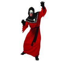 Карнавален костюм - Демон с черепи