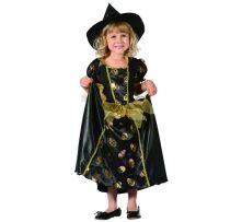 Карнавален костюм - Вещица с черепи