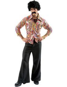 Карнавален костюм Танцьор от 70-те - 70s Disco Dancer
