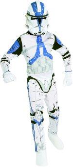 Детски костюм - Трупер командир -Междузвезни войни / Star Wars /