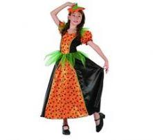 Карнавален костюм Кралица на Тиквите Хелоуин (Halloween)