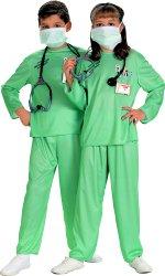 Детски костюм - ER доктор