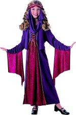 Детски костюм - Готическа принцеса
