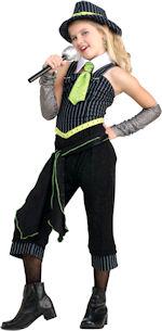 Детски костюм - Гангстерка от 50s