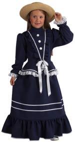 Детски костюм - Викториянско момиче