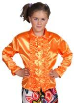 Детски костюм - Момиче от 60s  и 50s