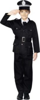 Детски костюм - Полицай