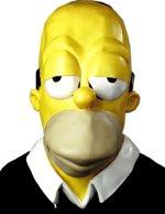 Маска - Homer Simpson Oversized Vinyl