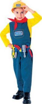 Детски костюм - строител