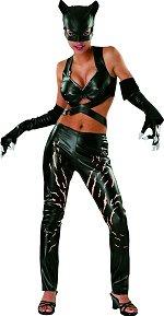Карнавален костюм Жената Котка
