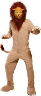 Карнавален костюм - Лъв