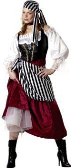 Костюм  - Пиратка