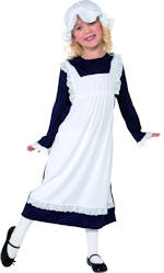 Детски костюм - Викториянска домашна прислужница