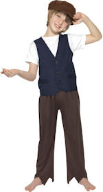 Детски костюм - Гаврош