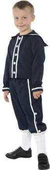 Детски костюм - Момче от Викториянската епоха