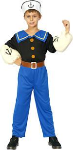 Детски костюм - Моряк