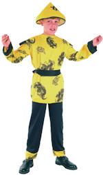 Детски костюм - Китаец