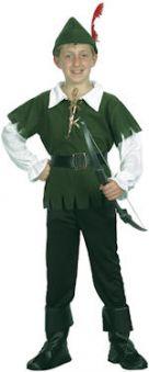 Детски костюм - Робин Худ
