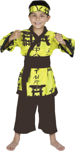 Детски костюм - Каратист