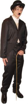 Карнавален костюм Чарли Чаплин