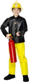 Детски костюм - Пожарникар