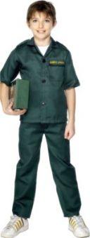 Детски костюм - Доктор от Бърза помощ/Парамедик