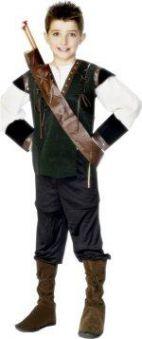 Детски костюм - Робин Хут