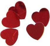 Конфети - Сърчица фолийни