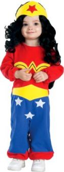 Детски костюм - Wonder Woman Super Hero