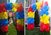 Арка от балони