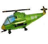 """Хеликоптер 14""""- 36 см. Зелен"""