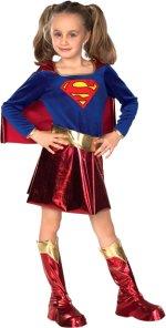 Детски костюм - Supergirl / Супер момиче