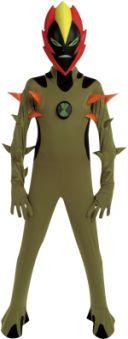 Детски костюм - Swampfire Ben 10