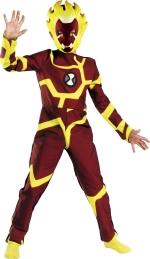 Детски костюм - Heatblast