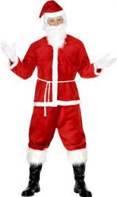 Карнавален костюм Дядо Коледа