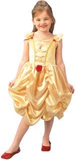 Детски костюм - Disney Златната принцеса Бел / Belle