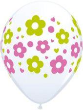 Балони с Цветчета   11'' (28см.)