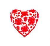 """Сърце с рози   18""""- 45 см."""