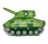 "Танк - зелен 24""- 60 см."